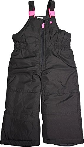 Carters Little Girls Overall Snowpant