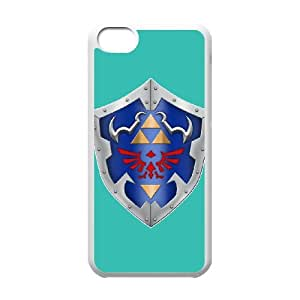 The Legend of Zelda For iPhone 5C Csae protection Case DH520929