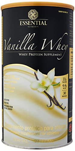 Vanilla Whey, Essential Nutrition, 900 g