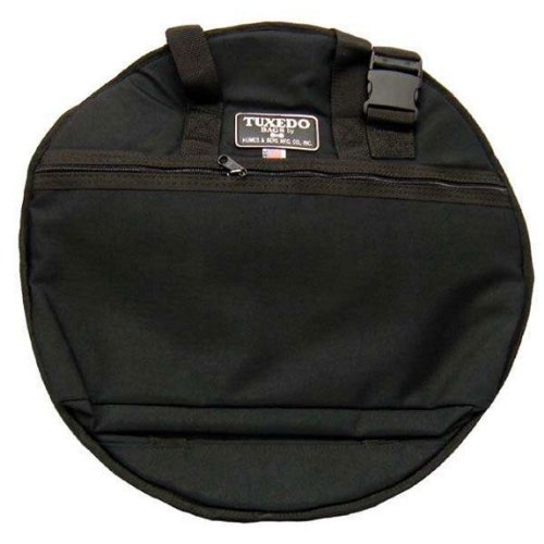 Humes & Berg TX526DIVBP 22-Inch Tuxedo Cymbal Bag with Dividers & Back Pack (Humes & Berg Cymbals)