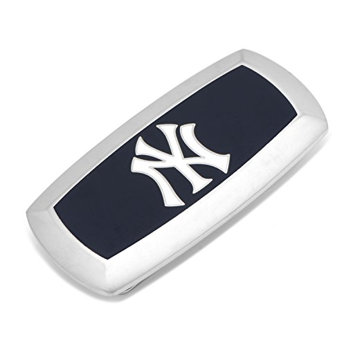 MLB New York Yankees Cushion Money Clip, Officially ()