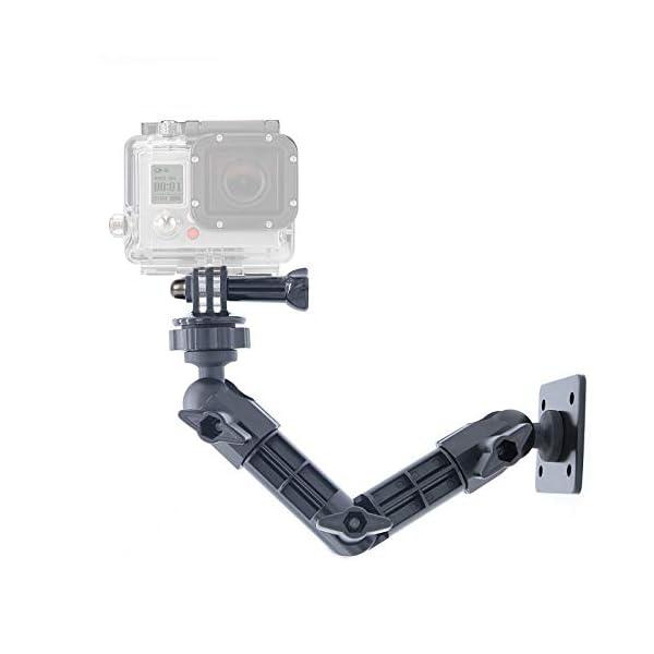 Wall Mount Tree Stand Bracket Compatible with GoPro Hero 8 7 6 5 4 3 3 2 Acetaken
