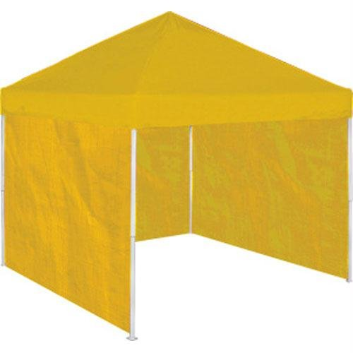 (9ft. x 9ft. Side Panel Color: Yellow)