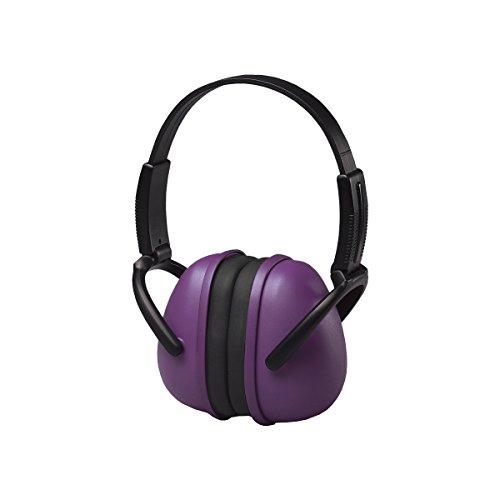 ERB Safety ERB 14243 239 Foldable Ear Muffs, Purple