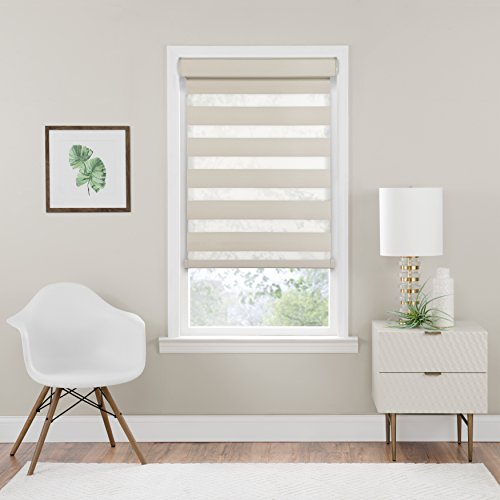 Slotted Window Blind Tan - Achim