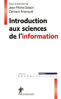 Introduction aux sciences de l'information par Salaün