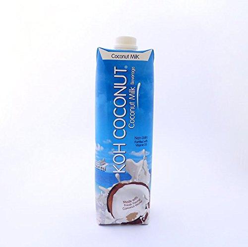KOH Coconut Milk Non-Dairy, 1 L, 12 ()