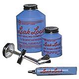 NONE 10016 Leak Lock (16oz brush top plastic jar)