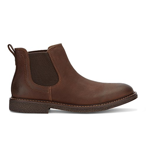 Pictures of Dockers Men's Stanwell Chelsea Boot Chocolate 2