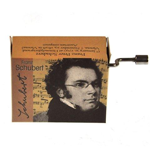Fridolin - 58384 - Boîte à musique - Classique 1 - Schubert - Ave Maria
