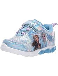 Amazon Brand - Spotted Zebra Kids' Frozen Sneaker