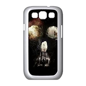 Samsung Galaxy S3 9300 Phone Case Cover White Cave Skull EUA15985358 Personalized Phone Case Cover For Men