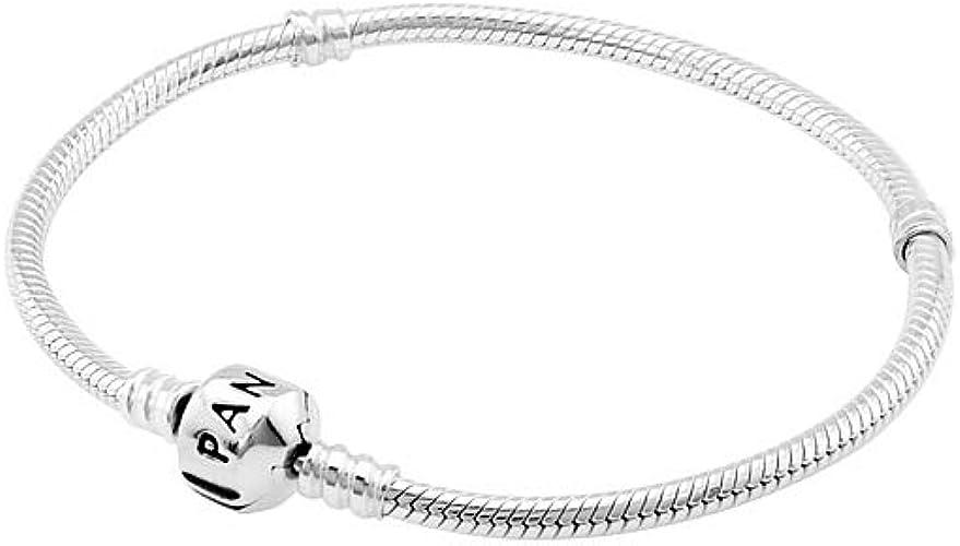 Pandora Starter Clasp Bracelet in 925 Sterling Silver - 590702HV-17
