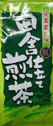 極 田舎仕立て煎茶 150g×3個 訳あり 1番摘み 掛川茶 荒茶 深蒸し茶 送料無料 一源