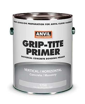 Anvil High Adhesion Grip-Tite WB Bonding Primer - Preparation for Anvil Floor Coatings - 1 Gallon