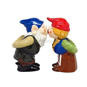 PG Trading 9081 4 in. Gnomes Salt and Pepper Shakers