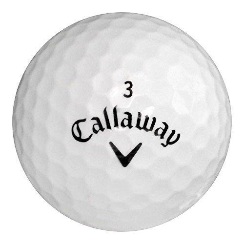 144 Callaway Warbird - Near Mint (AAAA) Grade - Recycled (Used) Golf Balls by Callaway (Image #1)