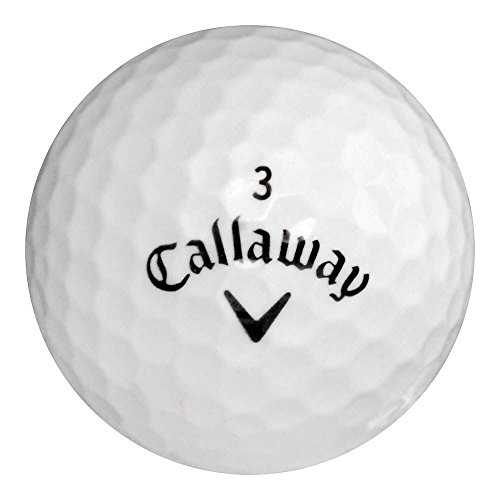 132 Callaway Warbird - Value (AAA) Grade - Recycled (Used) Golf Balls by Callaway (Image #1)