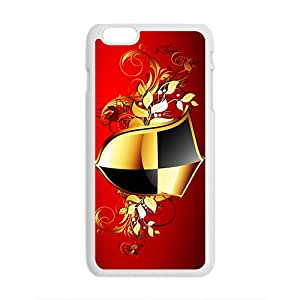 JIANADA Glam Cool Shield Badge Hot Seller High Quality Case Cover For Iphone 6 Plus