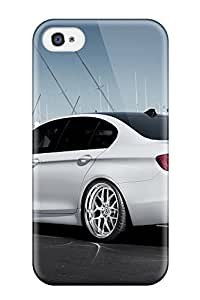 Patricia L. Williams's Shop Iphone 4/4s Hard Back With Bumper Silicone Gel Tpu Case Cover Bmw M5 4