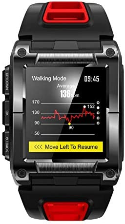 Amazon.com: Reloj inteligente GPS, resistente al agua, para ...