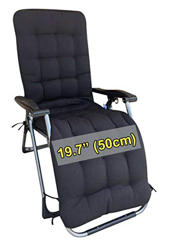 Four Seasons BeiJiaEr Series (Cushion ONLY) Regular Cushion ONLY for Zero Gravity Chair Lounge (for Chair Seat Width: 19.7