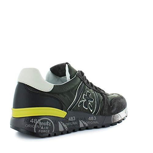 Sneaker Uomo Inverno Scarpe 3244 Grigio da Lander Autunno 2019 PREMIATA F1RntPw