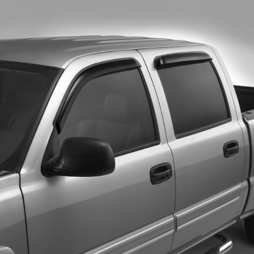 Genuine GM Accessories 19172622 Side Window Weather Deflector (Side Weather Window Deflector)