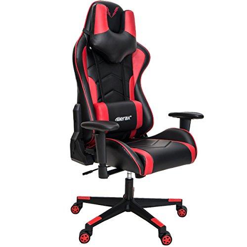 Merax U Knight Series Racing Style Gaming Chair Ergonomic