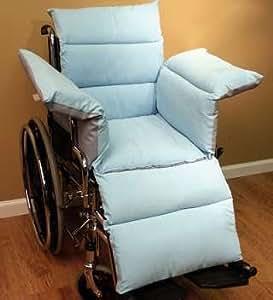 Amazon.com: Silla de ruedas Asiento Cozy Extended: Health ...