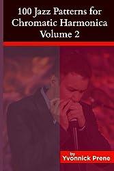 100 Jazz Patterns for Jazz Harmonica Volume 2: + Audio Examples