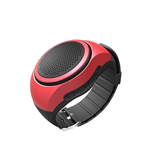 NS Wrist Watch Shape Mini Portable Wearable Bluetooth Speaker/Hands free call/Support TF card NS-B20S