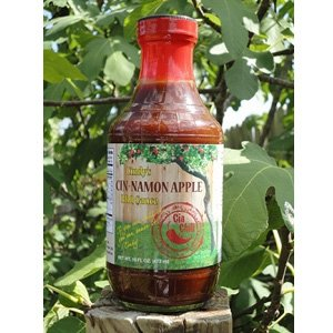 Cindy's Cin-namon Apple BBQ Sauce ()