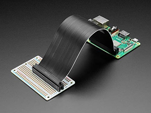 Adafruit 4353 Perma-Proto 40-Pin Raspberry Pi Half-Size PCB