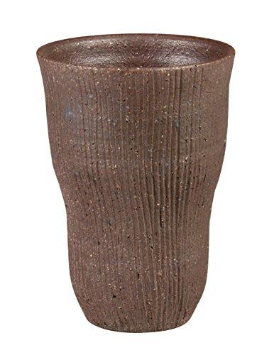 나가타니엔 맥주 컵 (350ml) 연기를 내어 빗 눈(째) BC-28