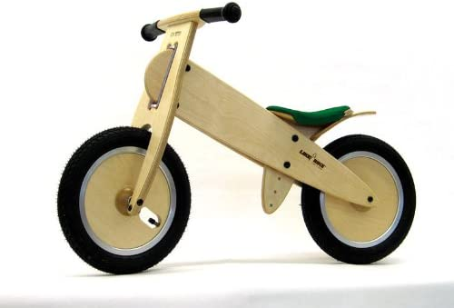 Like a Bike Mountain - Bicicleta de madera sin pedales, color ...