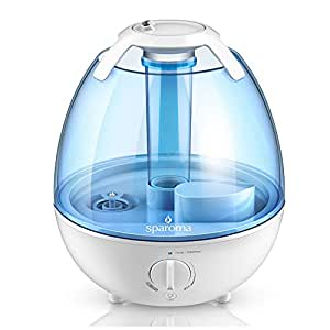Cool Mist Humidifier Ultrasonic Humidifiers Air Humidifiers For Bedroom 1 Gallon