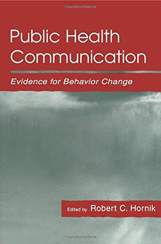 Public Health Communication (Routledge Communication Series)