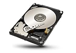 Samsung Seagate 2TB Laptop HDD SATA III 2.5-Inch Internal Bare Drive 9.5MM (ST2000LM003) by Seagate