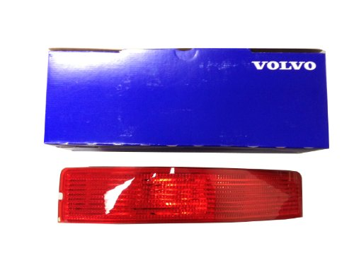 Genuine Volvo XC90 2007-2013 RH Rear Bumper Reflector Lens #31111185 NEW OEM ()