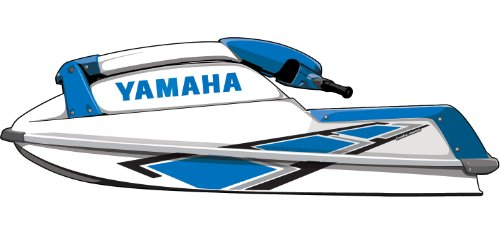 Yamaha FX-1 Dimensional Squares Graphic Kit - ()