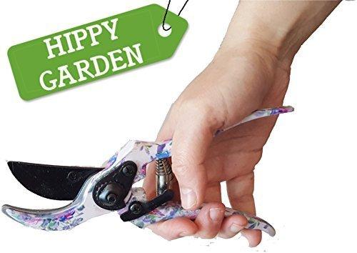 Hippy Garden Bypass Pruner- by