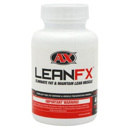 (Athletic Xtreme Lean FX - 84 Capsules)