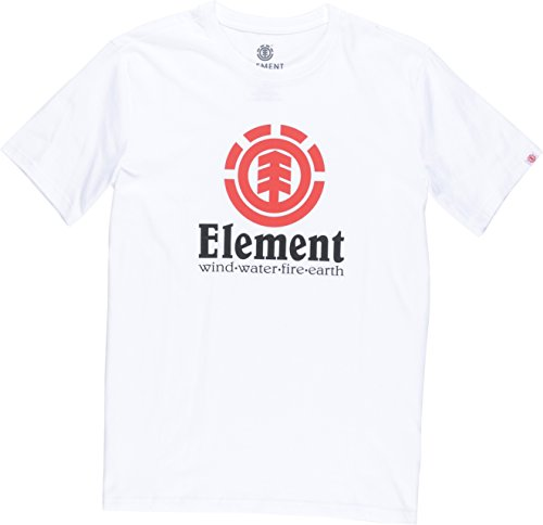 Ottica shirt Verticale ~ Weiß Element T AvxqtwgUA