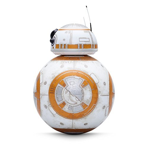 Sphero Battle-Worn Bb-8 Droid with Force Band & Collector's Edition Black Tin by Star Wars by Sphero (Image #5)