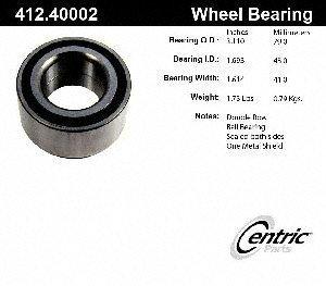 Centric 412.40002E Front Wheel Bearing