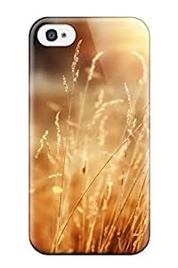 Iphone Case - Tpu Case Protective For Iphone 4/4s- Morning Sunshine