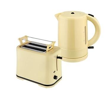 Efbe-Schott Juego de desayuno WK 1080 + to 1080 Hervidor de agua de 1