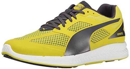 Puma Ignite malla de las zapatillas de running Sulphur Spring-Periscope