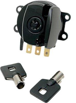 HardDrive 370096 Black Side Hinge Ignition Switch by Harddrive